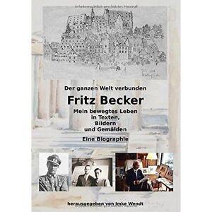 Fritz-Becker-Mein-bewegtes-Leben-Brand-New-Free-P-amp-P-in-the-UK