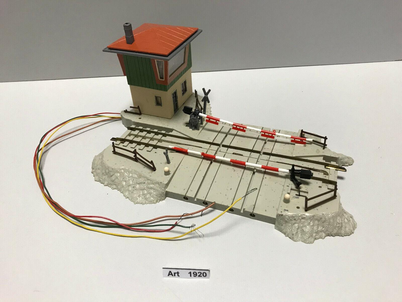 Faller B-4733 AMS Bahnübergang,elektromagnetisch, H0 ,1 87,für Bastler, RAR