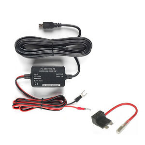 NEW-Car-Dash-Cam-Camera-Hard-Wire-Kit-For-Nextbase-512G-402G-412-312GW-302G-212