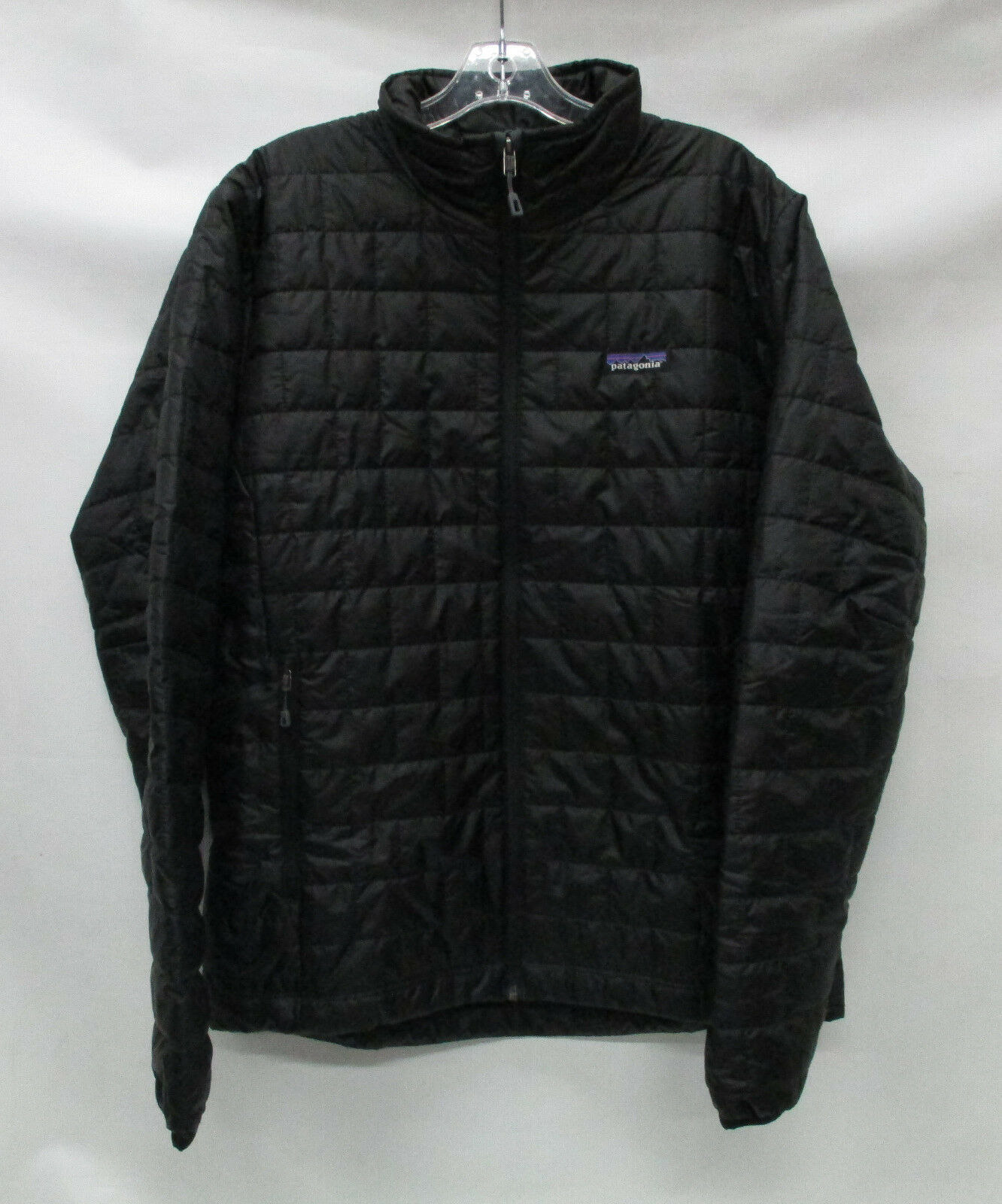 Patagonia Hommes Nano Puff Jacket 84212 Noir Taille 2XL