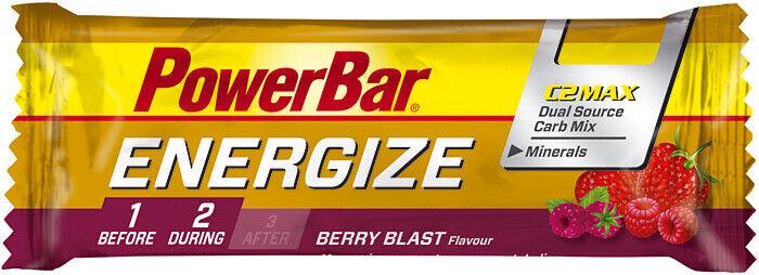 PowerBar - Energize Berry (25er Pack) Energieriegel Sport