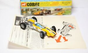 Corgi-159-Cooper-Maserati-F1-In-Its-Original-Box-Near-Mint-Vintage-Original