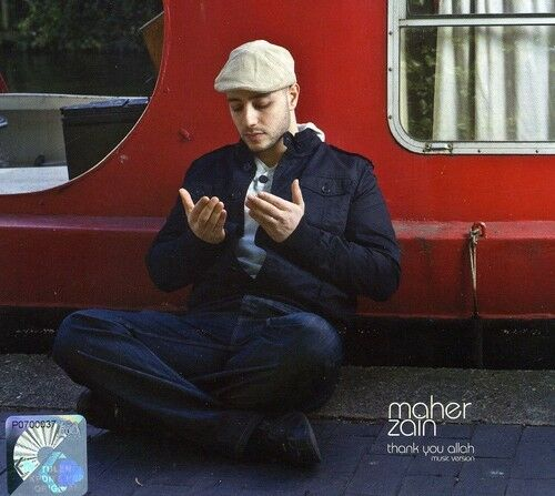 Maher Zain - Thank You Allah [New CD] Asia - Import