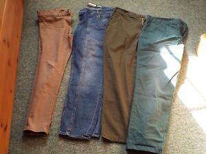 Femmes Pantalon/jeans Taille 14 Bottes