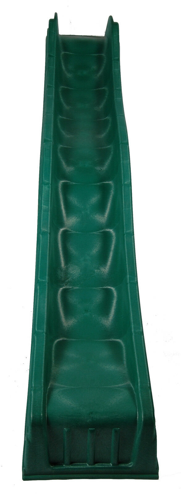 7ft,2.1 Metro Dei Bambini Resistente verde verde verde Ondulato Scivolo,Arrampicata Telaio 0ed53b