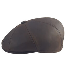 Handmade-100-Argentine-Oiled-Leather-Cap