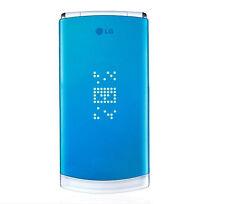 LG GD580 - Lollipop 3.2MP Music 3G Phone Unlocked BLUE