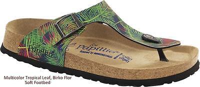 Tropical Pattern Birkenstocks