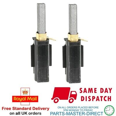 FITS INUMATIC 230155 HENRY HETTY MOTOR CARBON BRUSH HOLDER BRUSHES 2 PACK