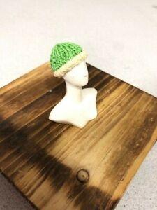 Handmade Miniature knitting Hat Cap 1:12 Dollhouse Decor Accessory #A