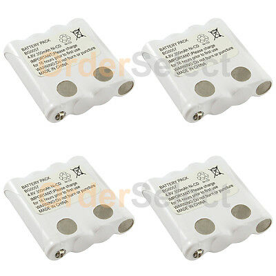 2 OEM BG0112 BG00112 Two-Way 2-Way Radio Rechargeable Replacement Battery Pack