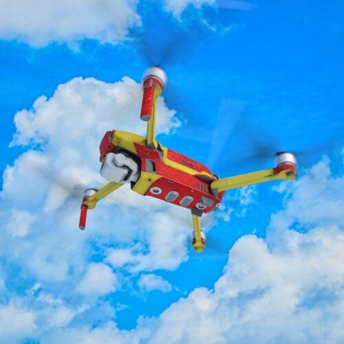 DJI Mavic 2 Wrap Mark XLIII by Drone Squadron Sticker Skin Decal