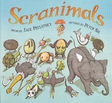 Scranimals by Jack Prelutsky (2006, Paperback, Reprint)