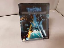 Tron Legacy - Limited Edition Lenticular Steelbook (Blu-ray) BRAND NEW!!