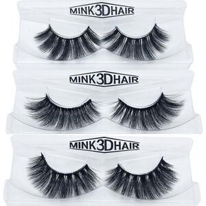 SKONHED-Natural-Cross-Long-100-Real-3D-Mink-Fur-False-Eyelashes-Multilayer-Soft