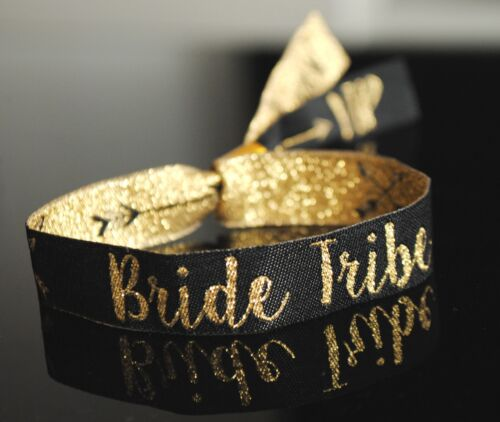 Hen Party Wristbands Bachelorette Party Bracelets Bride Tribe Hen Do