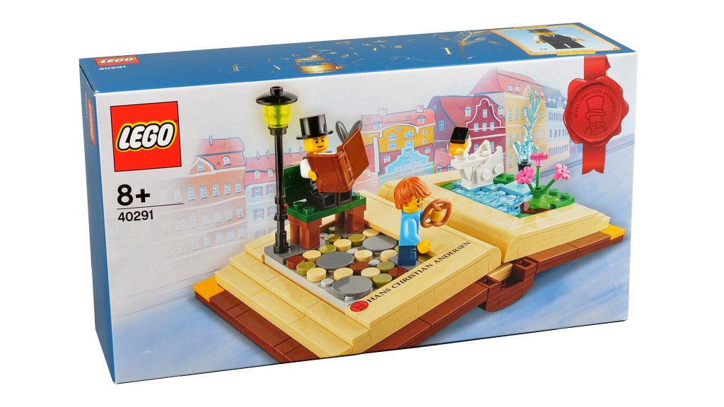 LEGO 40291 Set creativo delle fiabe Hans Christian-NUOVO * il trasporto in tutto il mondo *