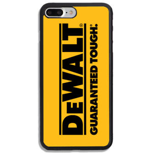 Dewalt Guaranteed Tough Yellow Logo Hard Cover Phone Case For Iphone And Samsung Ebay