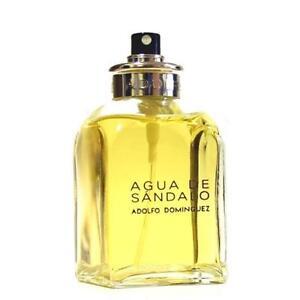 Agua de sandalo adolfo dominguez colonia perfume 120 for Perfume adolfo dominguez hombre