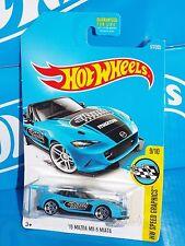 Hot Wheels 2017 HW Speed Graphics Series #80 Mazda MX-5 Miata Blue EIBACH