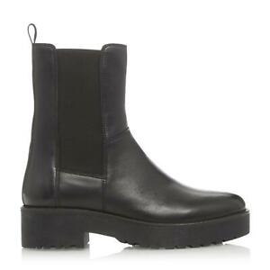 Bertie Ladies PRAISED Chunky Sole Chelsea Boots Size UK 3