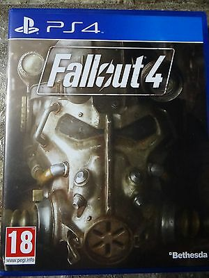 Fallout 4 for Sony PlayStation 4 Brand New