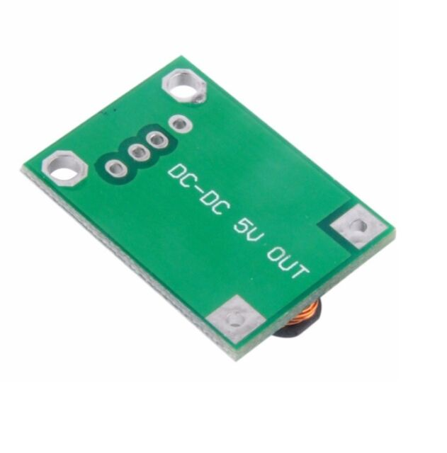2//5//10 DC-DC Boost Converter Step Up Module 1-5V To 5V 500mA For Phone MP4 MP3 S