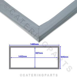 electrolux zanussi 087129 vertical frigo armoire joint etanch it porte 1480mm x ebay. Black Bedroom Furniture Sets. Home Design Ideas