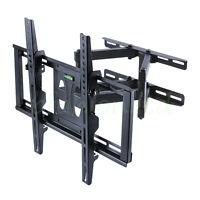 LCD LED Plasma 3D TV WALL BRACKET MOUNT TILT AND SWIVEL VESA 400x400 23-56 inch