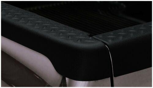 Bed Rail Cap BUSHWACKER Truck Bed Side Rail Protector-Ultimate DiamondBack TM