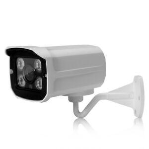 HJT POE 1080P IP Camera HD Network P2P Onvif Indoor Security 4 IR Night Vision