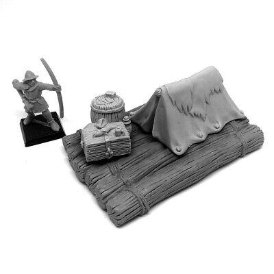 Grabblecast GC/_0018 Bags Set Wargames Terrain Frostgrave DnD