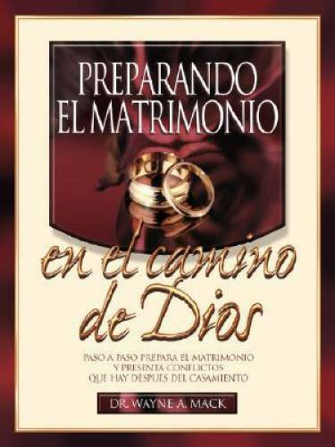 Preparando el Matrimonio en el camino de Dios (Spanish Edition) - VERY GOOD