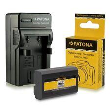 Batteria EN-EL1 per Nikon Coolpix 775 880 885 995 4300 4500 4800 +caricabatteria