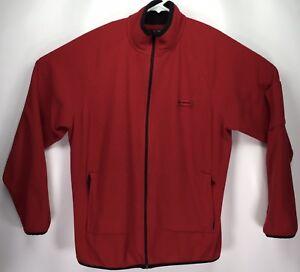 7fb4c1f5f9f Details about Vintage Polo Sport Ralph Lauren Mens Size XL Red Fleece  Full-Zip Sweater Jacket