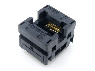SSOP30 TSOP30 OTS-30-0.65-01 Enplas IC Test Burn-in Socket Adapter 0.65mm Pitch