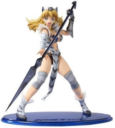 NEW Excellent Model Core Queens Blade P-3 PVC Statue Elina Japan Import F//S