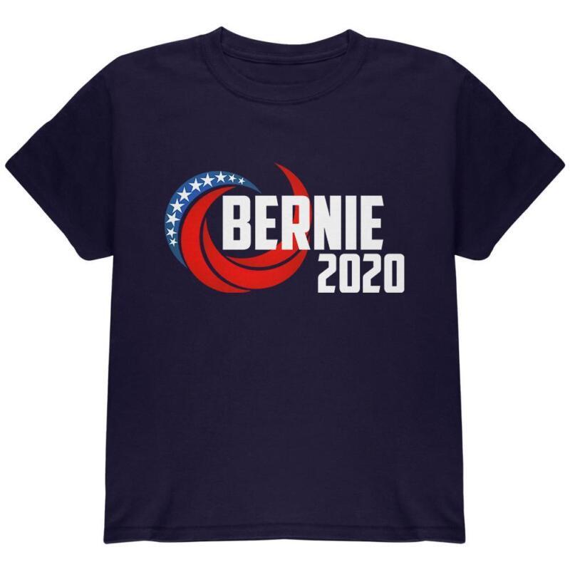 Presidential Election 2020 Bernie Sanders Swoosh Youth T Shirt