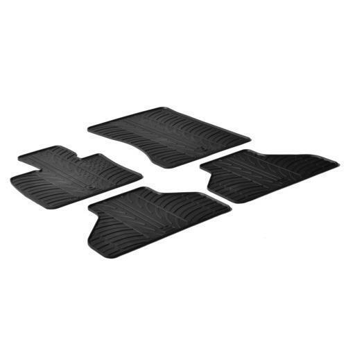 Set tappeti su misura in gomma - Bmw X5 (E70) (3/07-9/13)