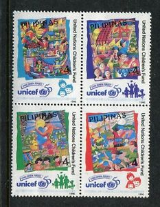 Philippines 2432, MNH,United Nations Children's Fund (UNICEF) - 50th Anniversary