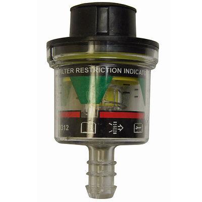 2003-2009 GMC C4500 C6500 C7500 C8500 Air Filter Restriction Gauge New 15010312