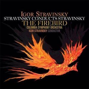 Igor-Stravinsky-Stravinsky-Conducts-Stravinsky-Firebird-New-Vinyl-LP-180-Gr