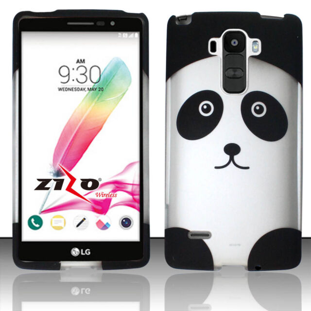 For LG G Stylo Rubberized HARD Protector Case Snap On Phone Cover Accessory
