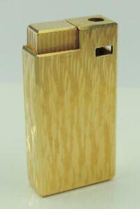 Myon-Gas-Feuerzeug-Made-in-France-Vergoldet