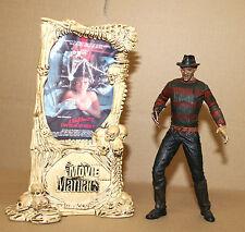 McFarlane Freddy Krueger A Nightmare on Elm Street Movie Maniacs Action Figure