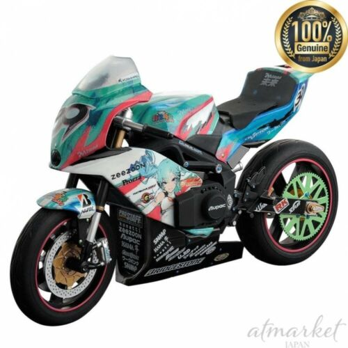 Racing Miku 2014 ExRide Spride 06 TT Zero 13 Kai Vehicle Non-scale Figure F//S