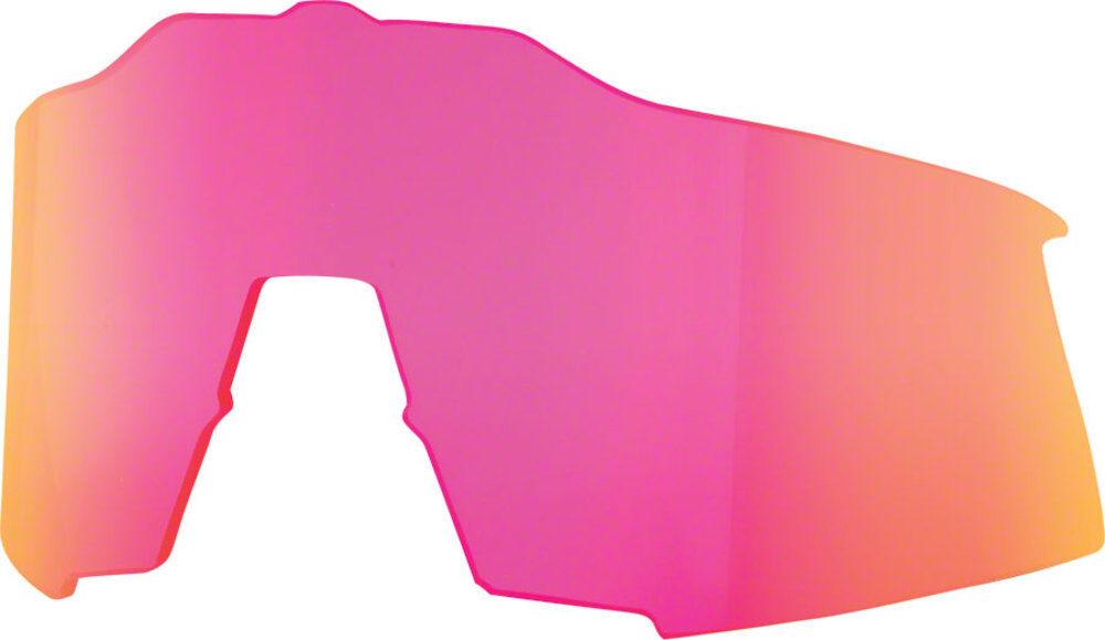 100% SpeedCraft Replacement Long Lens  Mirror Purple Multilayer