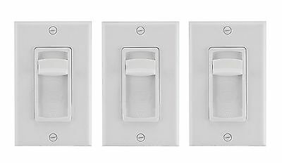 7 Pack Rotary Speaker Volume Control Ceiling Wall Mount Home Speakers Controller