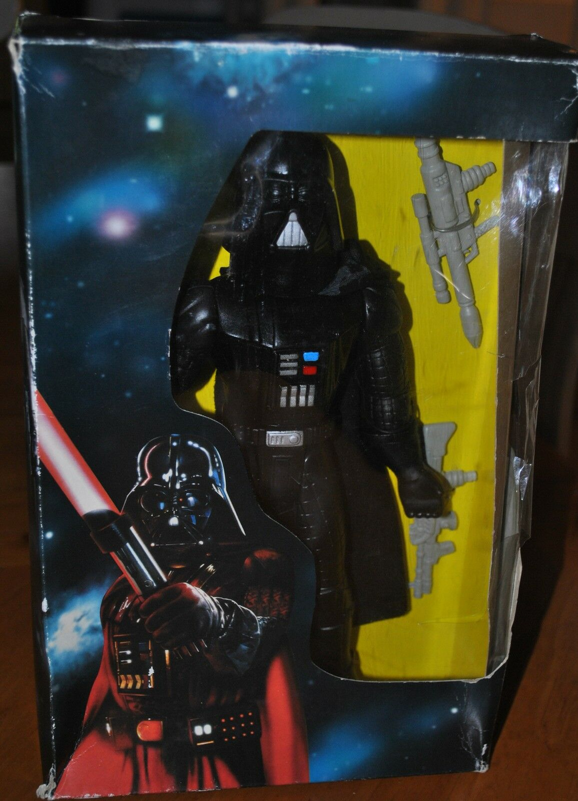 STAR WARS RARE DARTH VADER GOT IN MEXICO IN THE '90s EXTREMELY HARD TO FIND