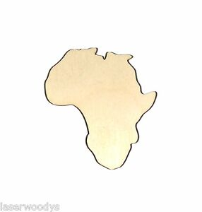 Africa-Unfinished-Wood-Shape-Cut-Out-A790-Laser-Crafts-Lindahl-Woodcrafts